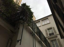 studio proche Faubourg Saint-Honoré