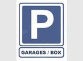 Parking/box 1 pièce