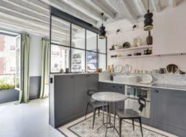 appartement deux pièces Marais