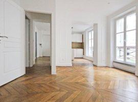 appartement deux pièces triangle d'or